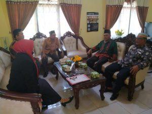 Terkait MOU Itsbath Nikah Massal, Ketua PA Tanjungbalai Adakan Bincang Ringan Dengan KEMENAG Tanjungbalai