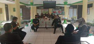 Rapat Koordinasi PA Tanjungbalai Bulan September 2020