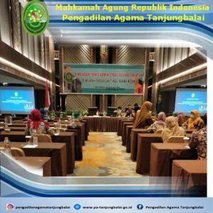 <strong>Bimbingan Teknis Administrasi Kesekretariatan se-Wilayah Pengadilan Tinggi Agama Medan</strong> 16 Juni 2021 s.d 18 Juni 2021