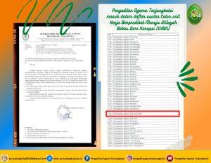 Pengadilan Agama Tanjungbalai diusul sebagai salah satu unit kerja berpredikat menuju WBK kepada KementerianPANRB